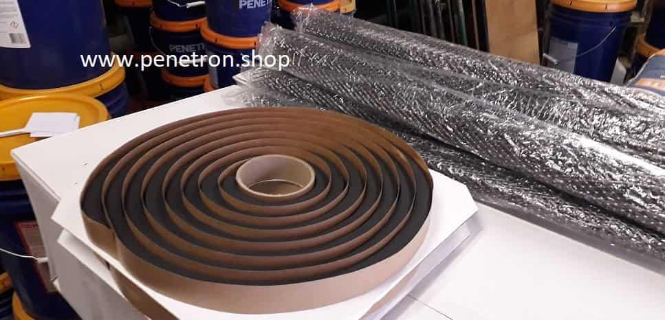Гидропрокладка Пенебар с крепежной сеткой