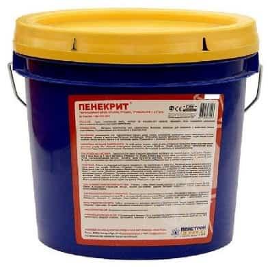 Гидроизоляция Пенекрит 5 кг