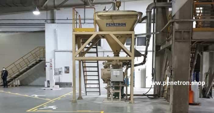 Производство Пенетрон